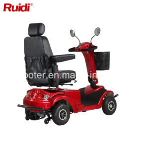 Four Wheel Mobility Scooter 400W Scooter for Senior pictures & photos