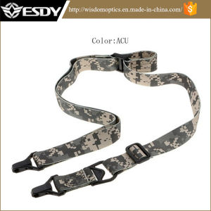 Tactical Adjustable 1 or 2 Point Bungee Sling for Airsoft pictures & photos