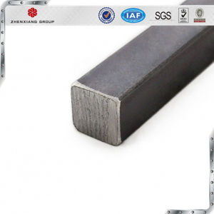 Hot Rolled A35 Ss400 Grade Steel Square Bar