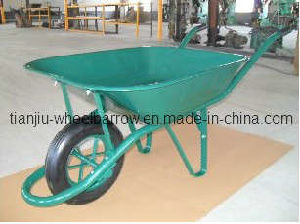 Fance Model Wih Best Price for Wheelbarrow (WB6400) pictures & photos