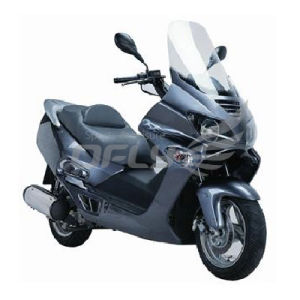 EEC Approved 125CC Gas Motor Scooter (MS1278EEC) pictures & photos