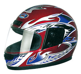Full Face Helmets (DY-992)