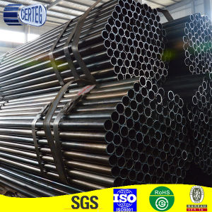 Common Carbon Welded 1 Inch Black Annealed Steel Pipes pictures & photos