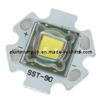 Luminus Sst-90 PCB, Power LED PCB, Luminus LED PCB