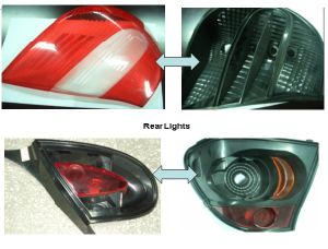 Automotive, Car Rear Light Mould pictures & photos