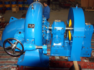 Francis Turbine / Water Turbine for Hydro Power Station pictures & photos