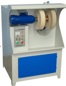 Shoe Making Machine / Cabinet Type Dust Collecting Speed Adjustable Polisher (ABHT900P.G)
