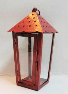 Metal Decoration / Candleholder / Lantern