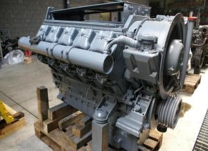 Genuine Deutz F10L413fw Diesel Engine.