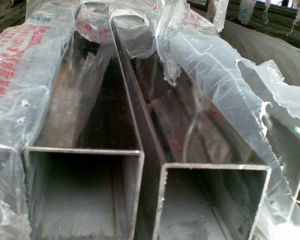 AISI 304 Stainless Steel Square Tube pictures & photos