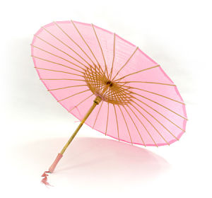 Silk or Rayon Craft Parasol (BT-009)