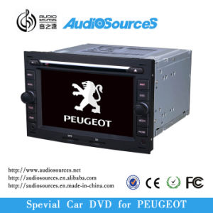 6.5′ Car Navigation DVD Player System for Peugeot 307/308 with Can Bus/3G/10CD/DVD/DVBT/TMC/BT/for iPhone/for iPod/Radio/RDS