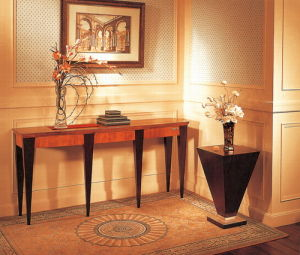 Luxurious Hotel Console Table (G-010)