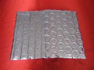 Thermal Insulation With PE Bubble and Alulminum Foil