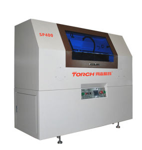 High Precision in-Line Automatic LED Stencil Printer pictures & photos