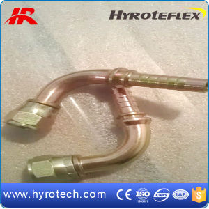 High Pressure Hydraulic Hose Fitting pictures & photos