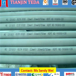 S31803 Duplex Stainless Steel Tube pictures & photos