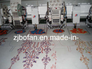 612+12 Double Sequin and Chenille Embroidery Machine pictures & photos