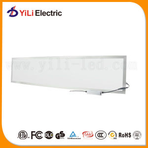 1195*295mm 25W to 48W 130lm/W Silver/White Aluminum LED Panellight