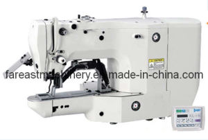 High-Speed Bar Tacking Industrial Sewing Machine (OD1900A) pictures & photos