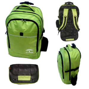 Trolley Laptop Backpack Trolley Laptop Bag pictures & photos