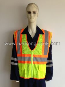 Reflective Safety Vest (SE-157) pictures & photos