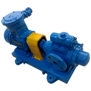 Horizontal Crude Oil Triple Screw Pump pictures & photos