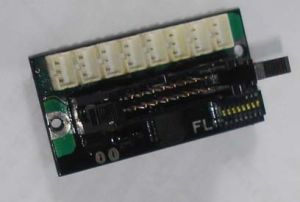 Actuator Card for Socks Machine