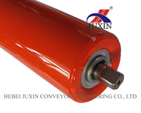 Steel Conveyor Roller/Trough Idler for Cement Coal Port Industry pictures & photos