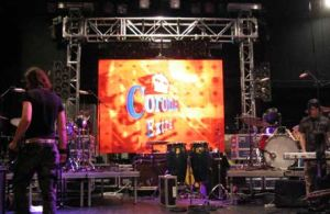 LED Screen Rental Indoor Full Color Display