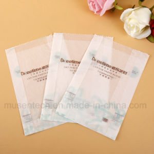 picture regarding Printable Paper Bags named Printable Semi Clear Brown Paper Luggage Low for Food items