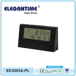 New Arrival Original with Back Light Desktop Clock pictures & photos