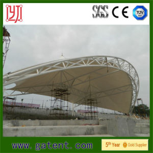 Insulated Tent Fabric Membrane Structure for Stadium Canopy Bleacher & China Insulated Tent Fabric Membrane Structure for Stadium Canopy ...
