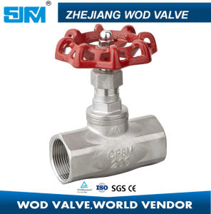 2 Inch CE Globe Valve pictures & photos