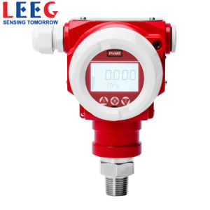 Ex-Proof High Accuracy Direct Mount Gauge Pressure Transmitter
