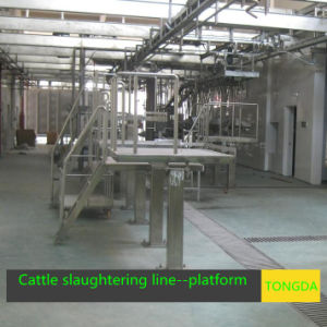 Slaughter Equipment for Cow Abattoir pictures & photos