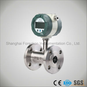 Oil Turbine Flowmeter with 4-20mA Output (JH-LWGY-4)