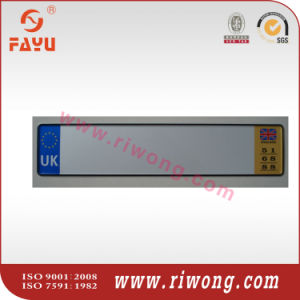 China Euro Car Number Plate With Reflective Film European License