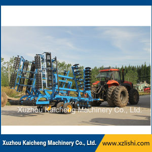 Combined Land Soil Preparation Disc Harrow 7.2m pictures & photos