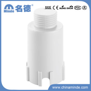 PPR Long Plug Fitting for Bulding Materials pictures & photos