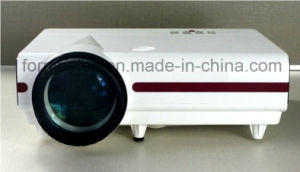 "Home Digital Projector Vs626 LED Big Power Projector 5.8"" LCD pictures & photos"