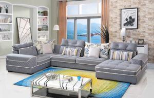 Living Room Furniture Fabric Sofa Set 3 Seater Corner