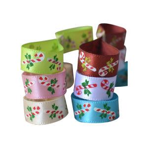 Printed Fabric Ribbon