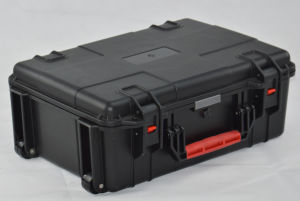 Durable Plastic Equipment Rugged Trolley Case pictures & photos