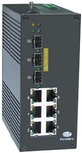 Gigabit Managed Industrial Switch Poe Switch IDS P509 pictures & photos