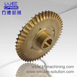 Bronze Sand Casting for Valve From China Supplier