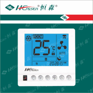 Wks-02f-M Digital Thermostat/Temperature Controller/Room Thermostat/HVAC Controls Products/Charging and Control System pictures & photos