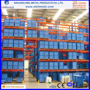 Hot Sale Conventional Standard Q235 Warehouse Pallet Racking pictures & photos
