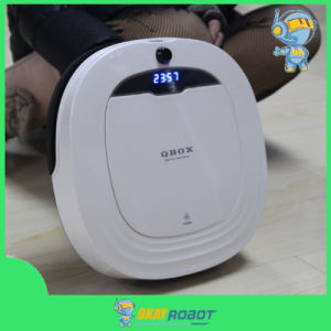 Robot Vacuum Cleaner, Intelligent Vacuum Cleaner, with CE