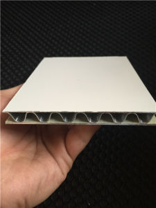Aluminum Corrugated Core Sandwich Panels for Moble Home